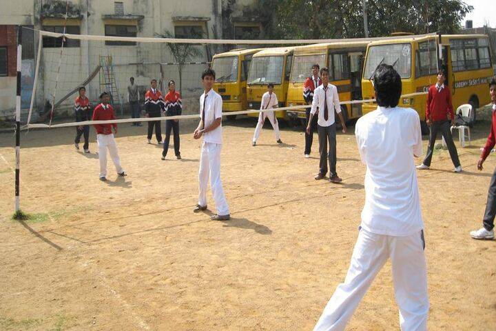 Central Academy Senior Secondary School-Sports