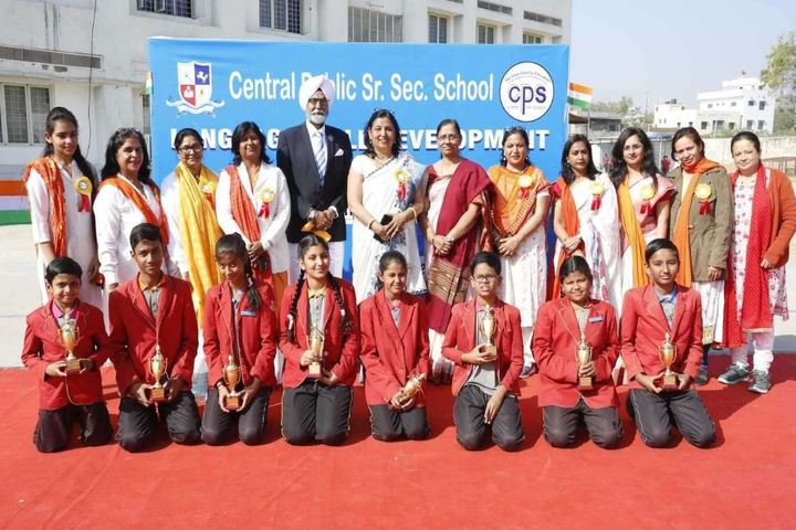 Central Public Senior Secondary School-English Champ