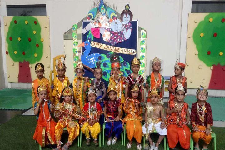 Central Public Senior Secondary School-Festival Celebrations