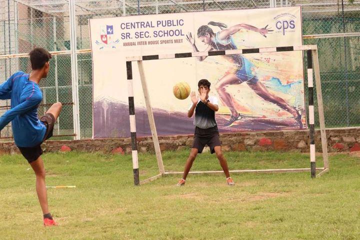 Central Public Senior Secondary School-Foot ball