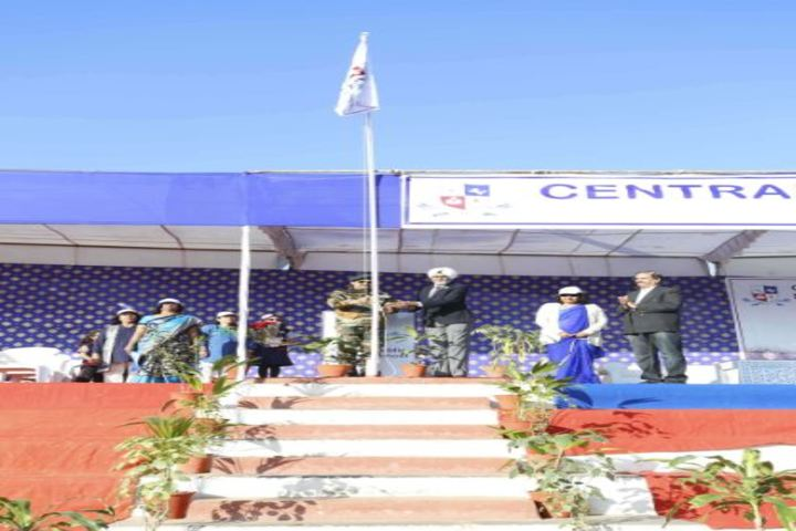 Central Public Senior Secondary School-Sports Meet