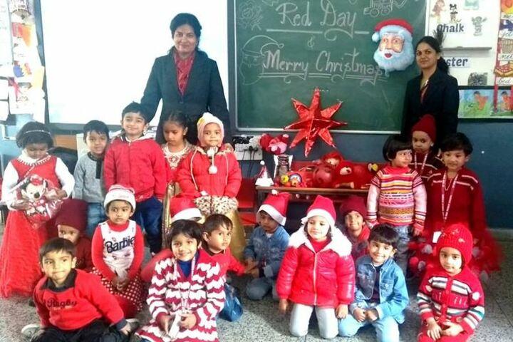 CFDAV Public School-Christmas Celebrations