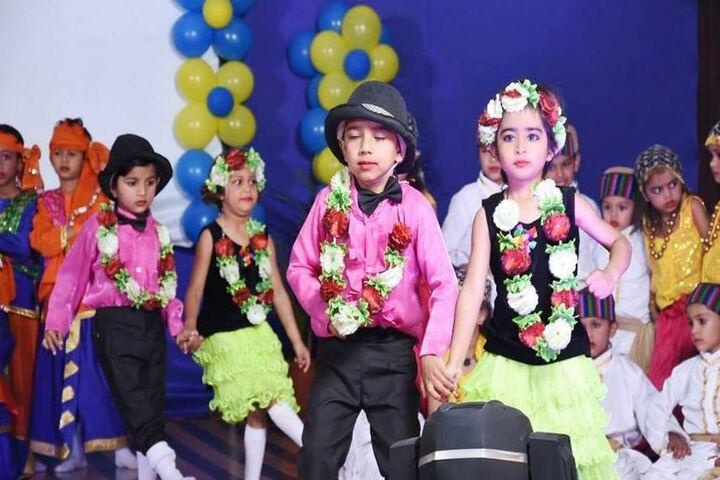 CFDAV Public School-Dance