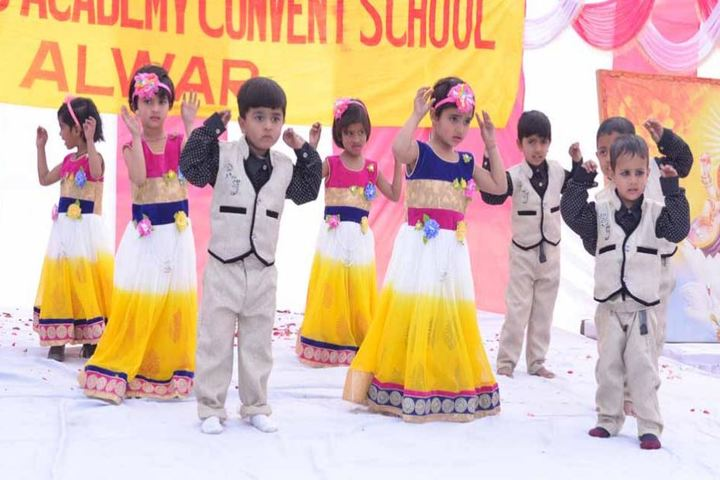 Children Academy Convent School-junior wing