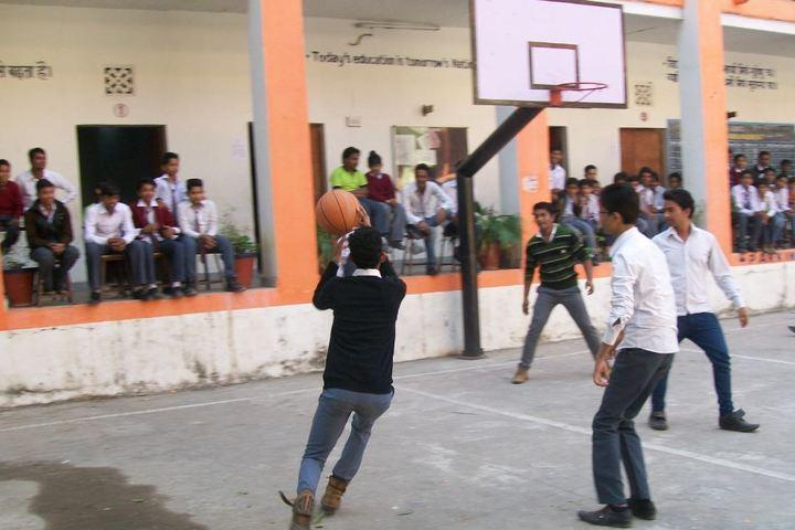Children Senior Secondary School-Basket Ball