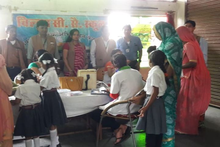 Children Senior Secondary School-Health and Medical Check up