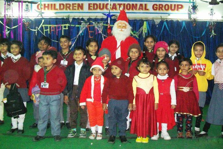Children Senior Secondary School-Christmas Day