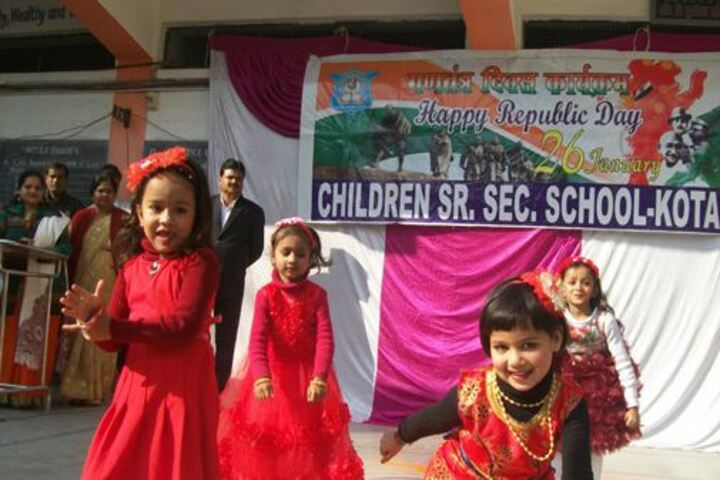 Children Senior Secondary School-Dance