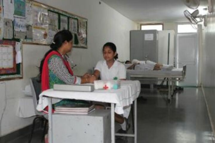 Chinar Public School-Health and Medical checkup