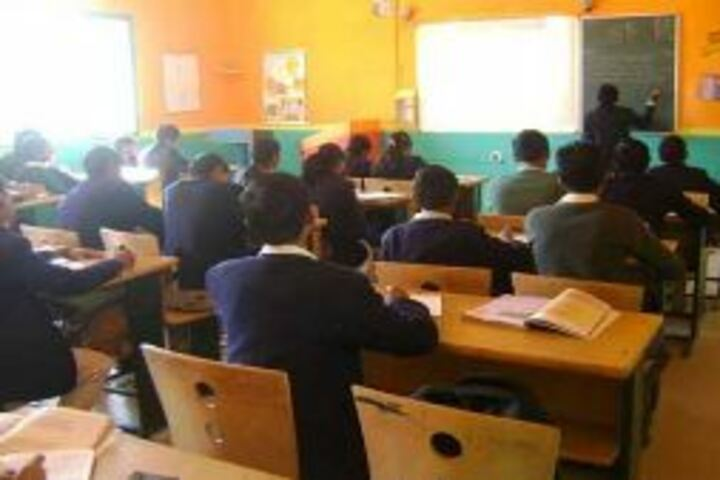Chitrakoot Public School And Research Centre-Digital Class Room