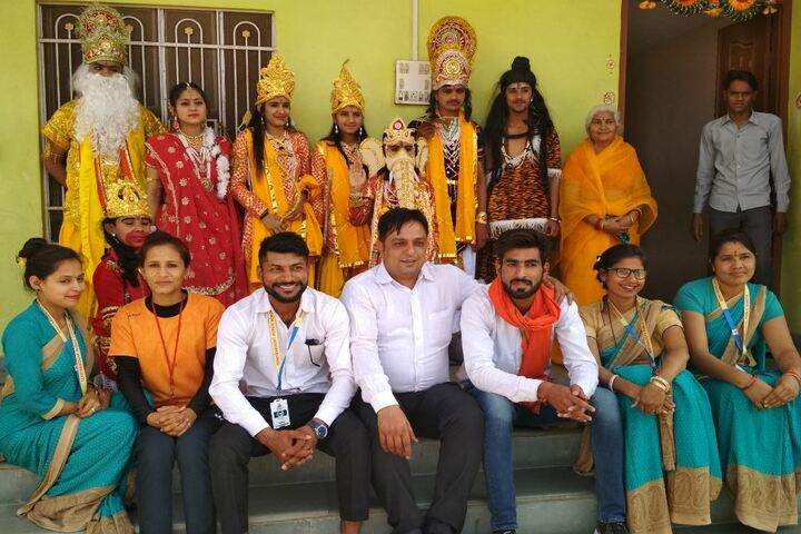 Chitrakoot Public School And Research Centre-Festival Celebrations