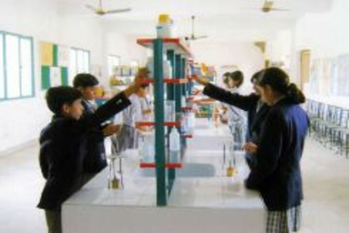 Chitrakoot Public School And Research Centre-Lab