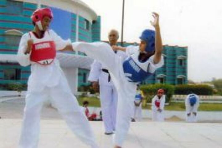 Chitrakoot Public School And Research Centre-Martial Arts