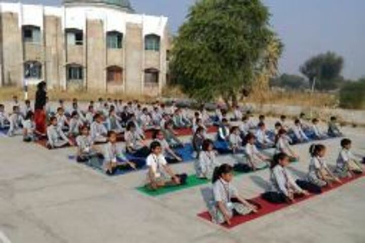 Chitrakoot Public School And Research Centre-Yoga Classes