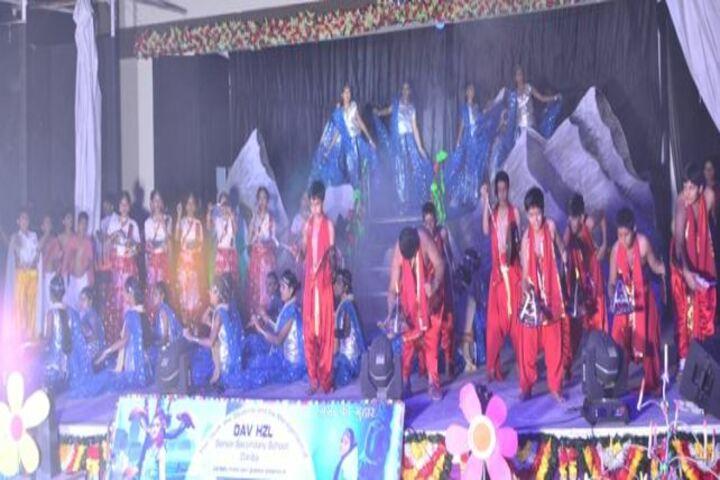 D.A.V. Hzl Senior Secondary School-Annual Day