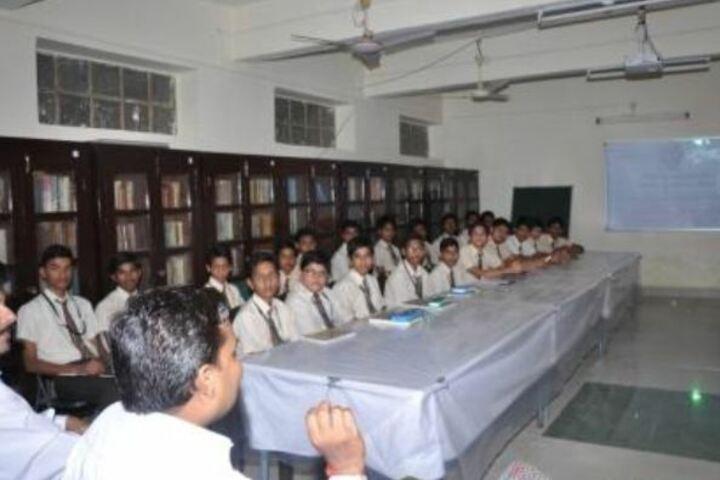D.A.V. Hzl Senior Secondary School-Library