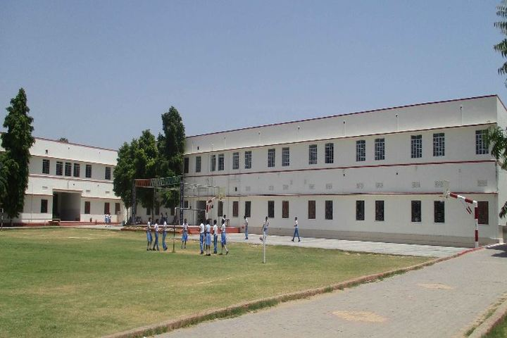 Dalmia Vidya Mandir-Campus
