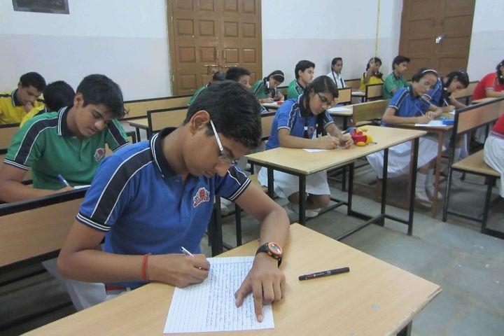 Dalmia Vidya Mandir-Class room
