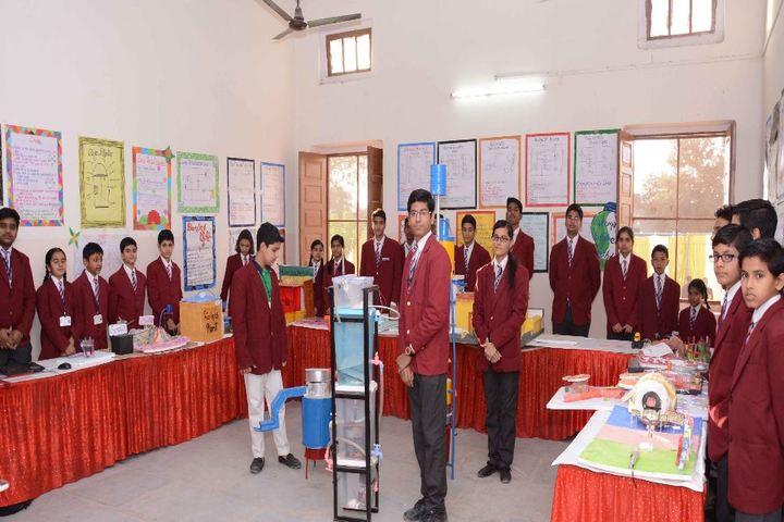 Dalmia Vidya Mandir-Science Exhibition