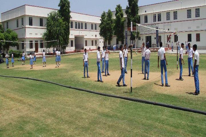 Dalmia Vidya Mandir-Sports