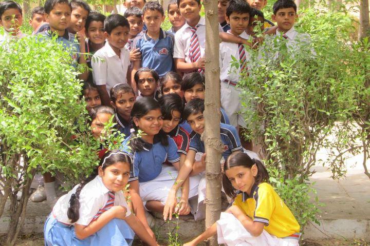 Dalmia Vidya Mandir-Tree Plantation