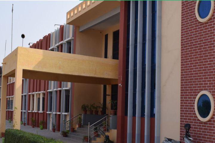Danial Mayo Secondary School-Campus