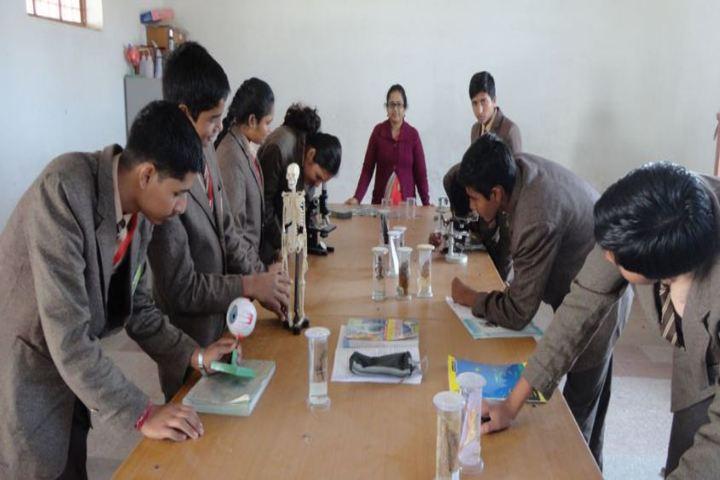 Danial Mayo Secondary School-Lab