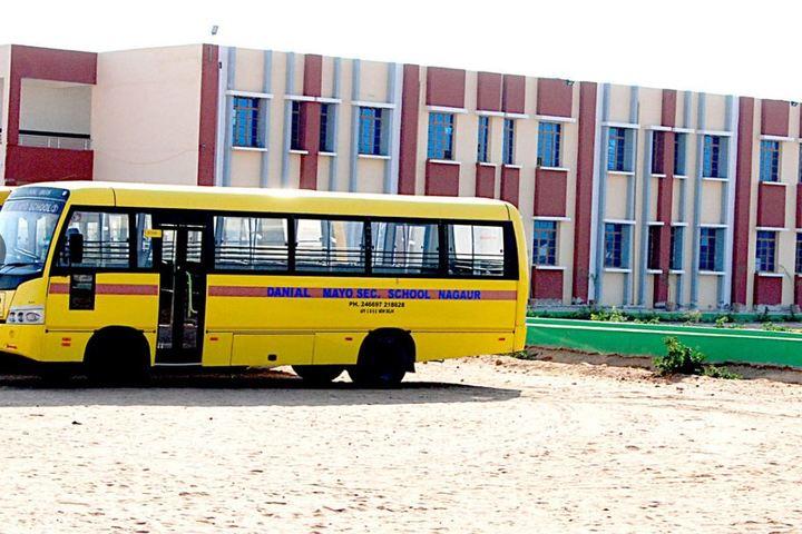 Danial Mayo Secondary School-Transport
