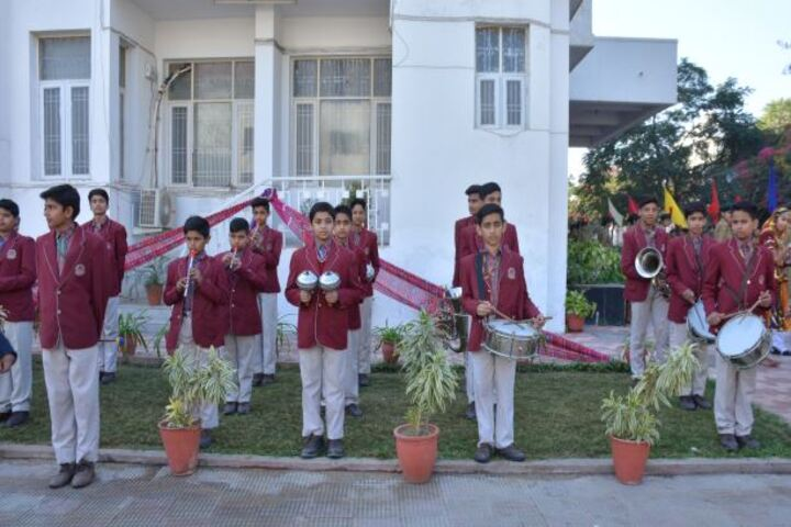 Dav Centenary Public School-School Band