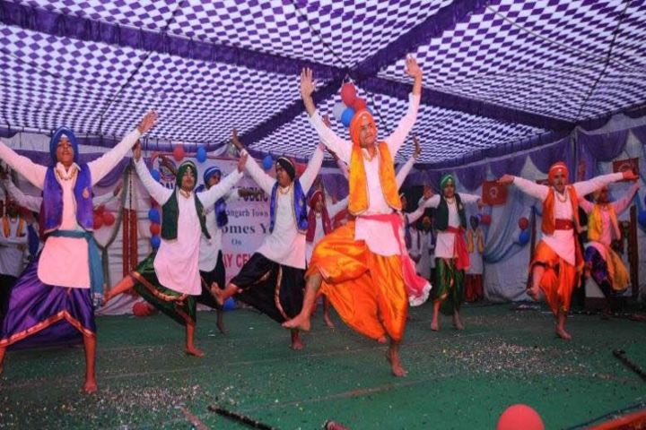 DAV Centenary Public School-Cultural Dance