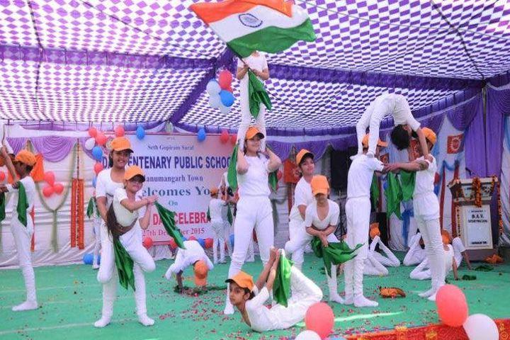 DAV Centenary Public School-Republic Day Celebrations