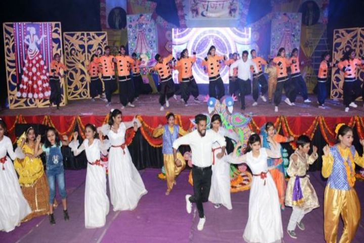 DAV Centenary Public School-Annual Day Dance