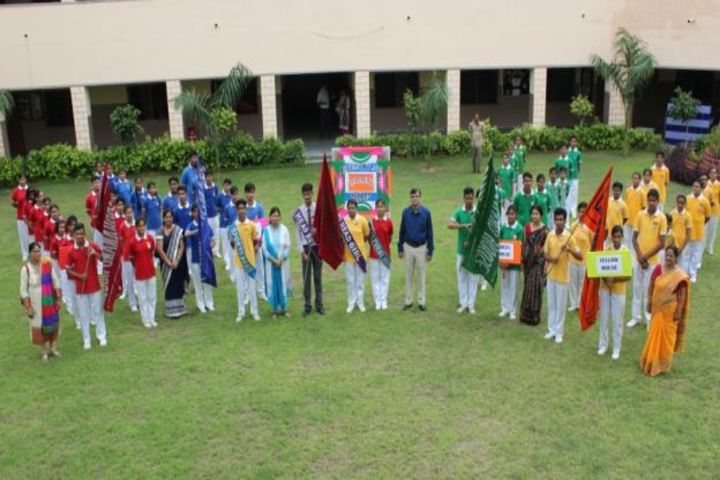 DAV Centenary Public School-Houses