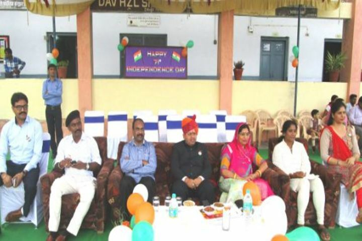 DAV Kalisindh Thermal Public School-Independence Day Celebrations