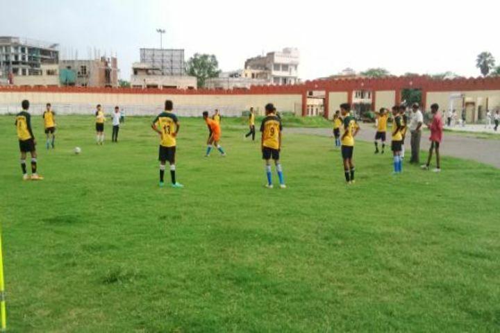 DAV Kalisindh Thermal Public School-Sports