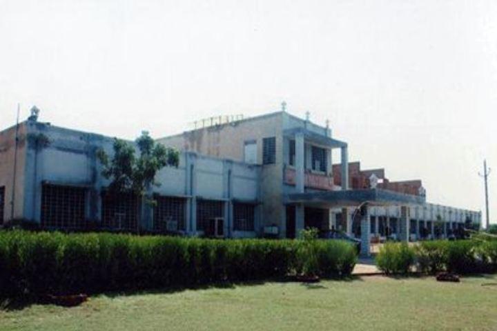 Dayanand Public School-Campus