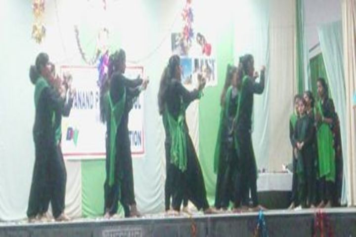 Dayanand Public School-Dance
