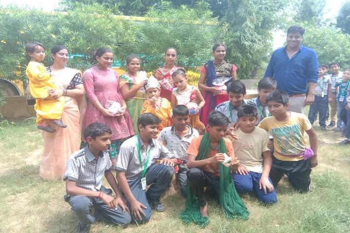 DCS International School-Group Photo
