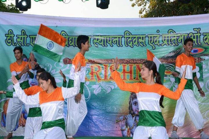 DCS International School-Independence Day Celebration