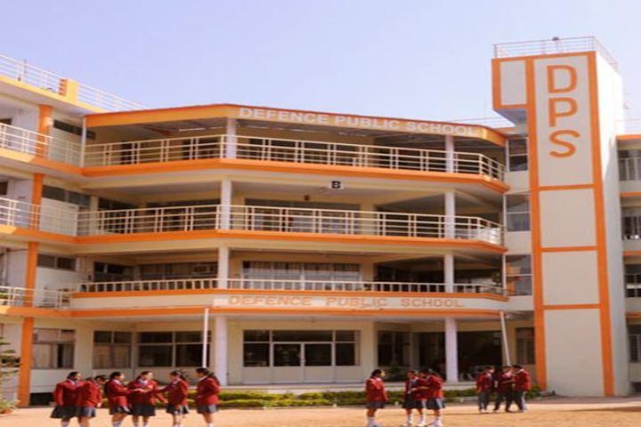 Defence Public School-Campus