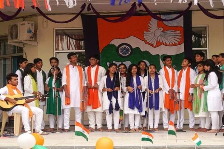 Defence Public School-Independence Day Celebrations
