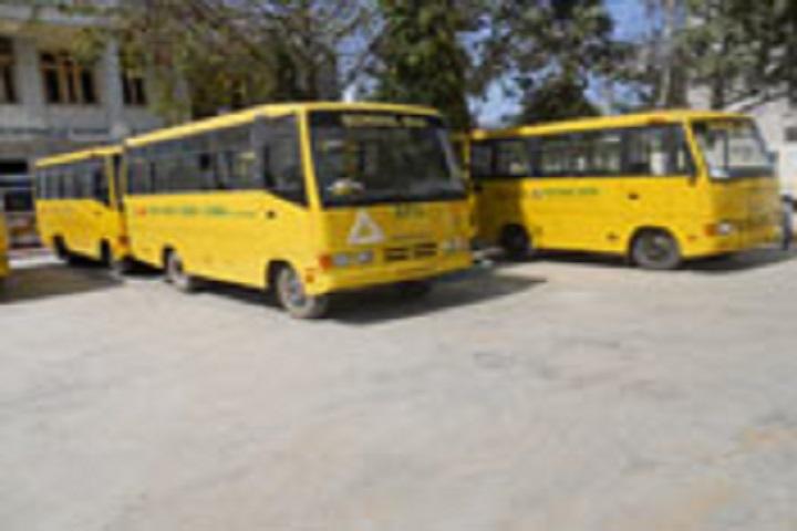 Delhi Public School-Bus