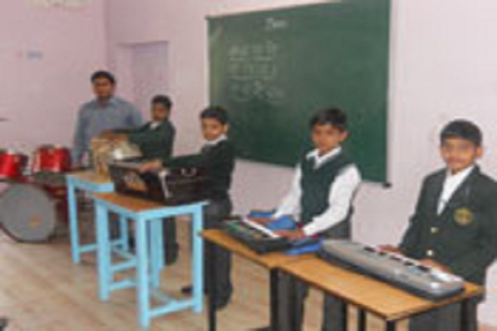 Delhi Public School-Music Classes
