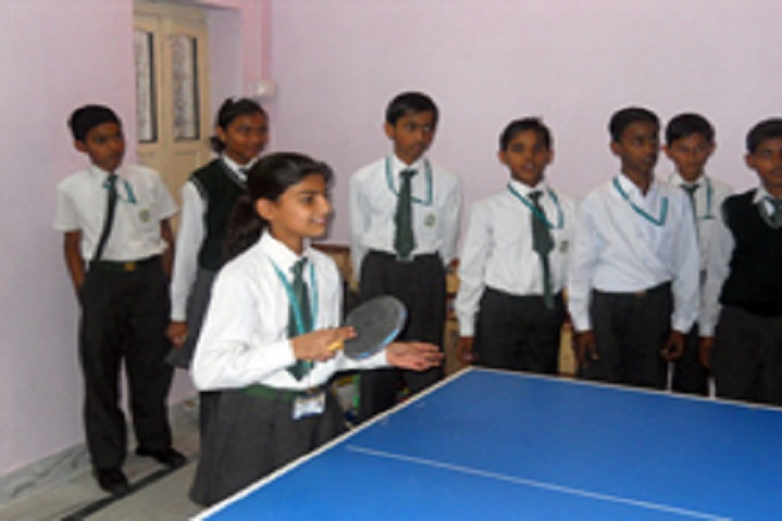 Delhi Public School-Table Tennis