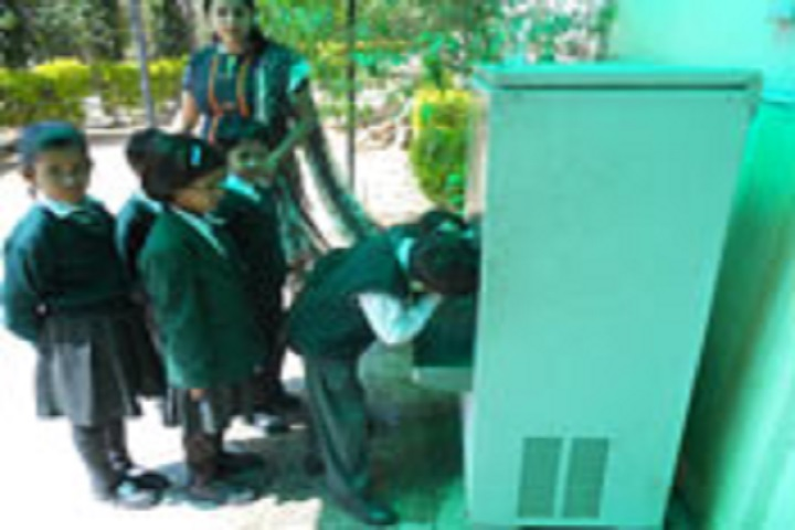 Delhi Public School-Water Facility
