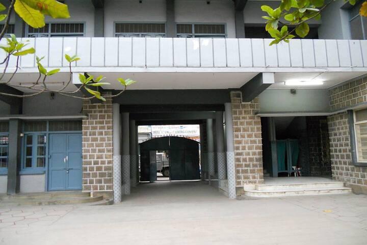 Atkinson High School-Entrance