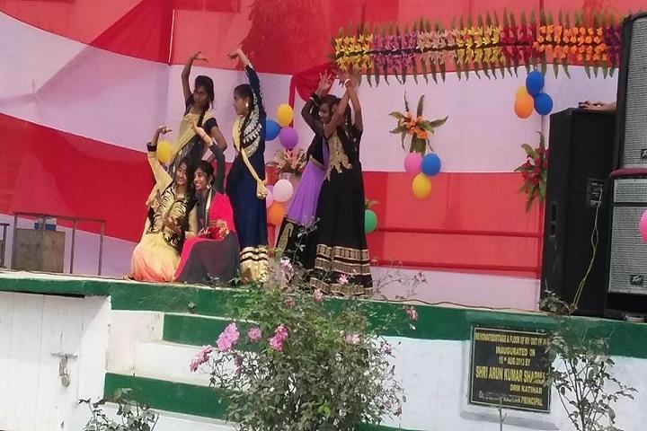 Kendriya Vidyalaya-Farewell Day