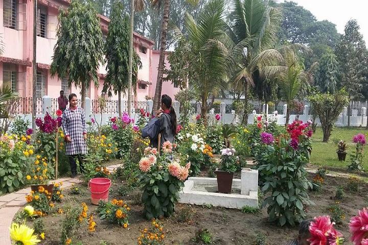 Kendriya Vidyalaya-School Garden Area