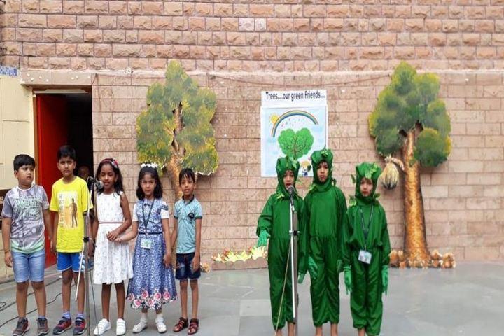 Delhi Public School-Green Day Celebrations