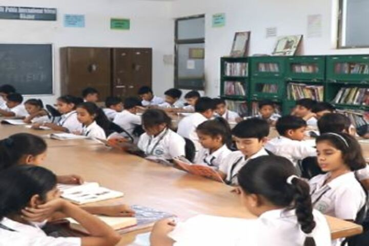 Delhi Public School Bikaner-Library
